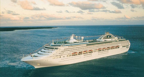 image of Sun Princess